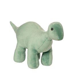 Manhattan Toy Velveteen Dino Stomper (Brontosaurus)
