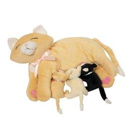 Manhattan Toy Nursing Nina Cat