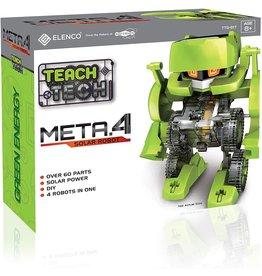 Elenco Meta.4: Solar Robot