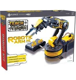 Elenco Robotic Arm WC