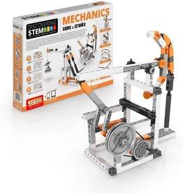 Elenco Mechanics: Cams and Cranks