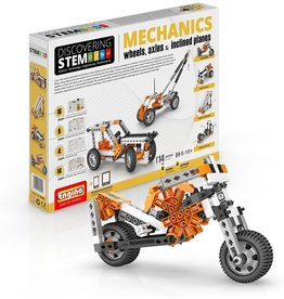 Elenco Mechanics: Wheels, Axles, and Inclined Planes