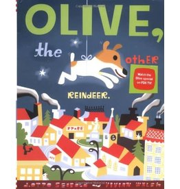 Chronicle Olive the Other Reindeer hc