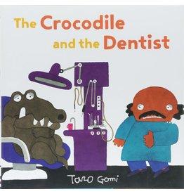 Chronicle Crocodile and the Dentist hc