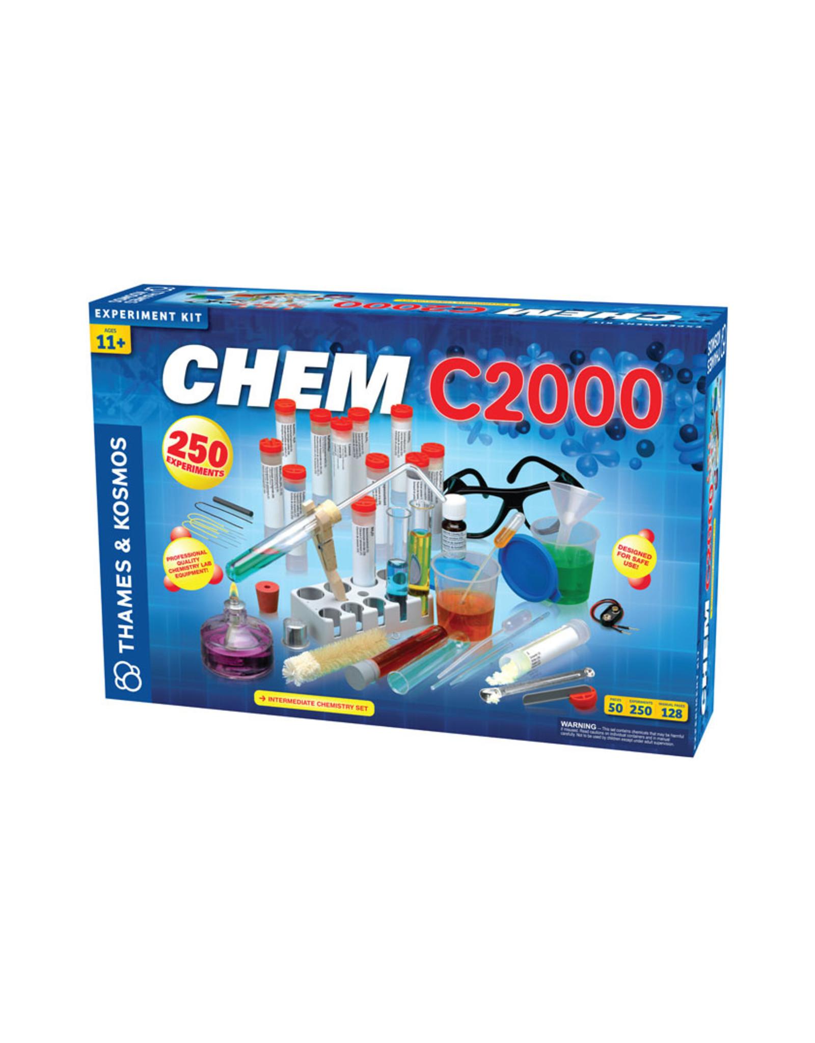 Thames & Kosmos Chem 2000
