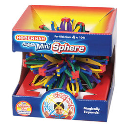 Hoberman Mini Sphere-Rainbow