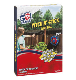 Toysmith Pitch N Stick Dart Ball