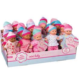 Toysmith Mini Babies-Asst Skin Tones