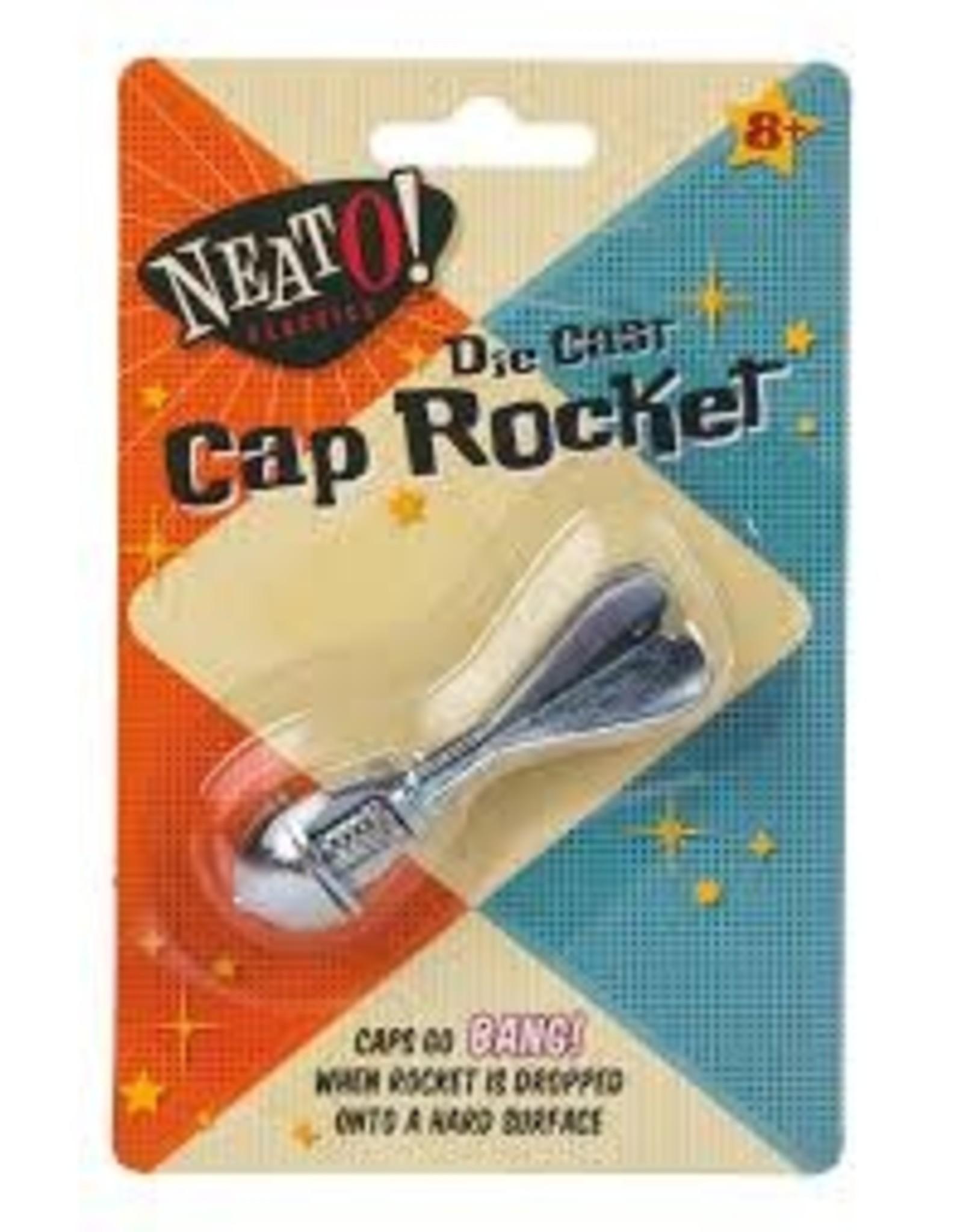 Toysmith Die Cast Rocket