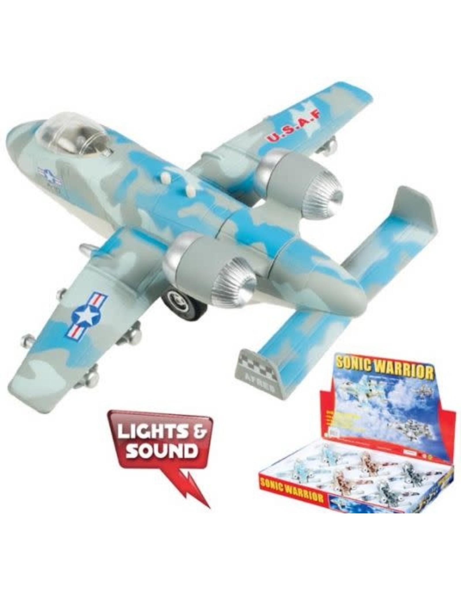 Toysmith Sonic Warrior Jet