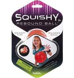 Toysmith Squishy Rebound Ball