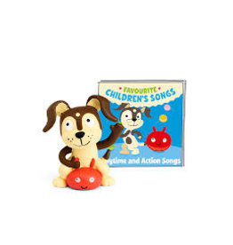 Tonies Puppy Tonie Playtime and Action Songs