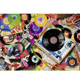 Ravensburger Viva le Vinyl (500 pc)