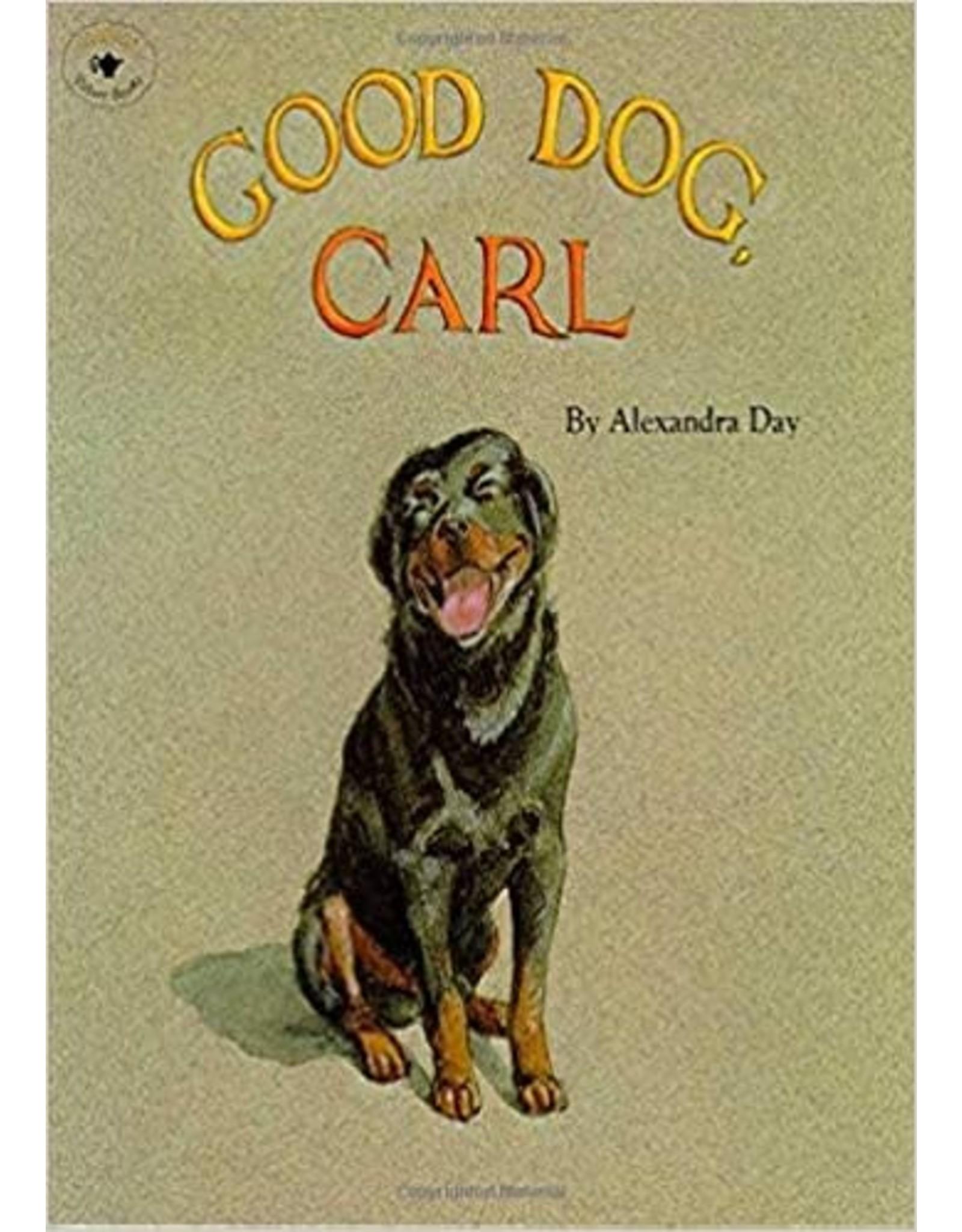 Aladdin GOOD DOG, CARL