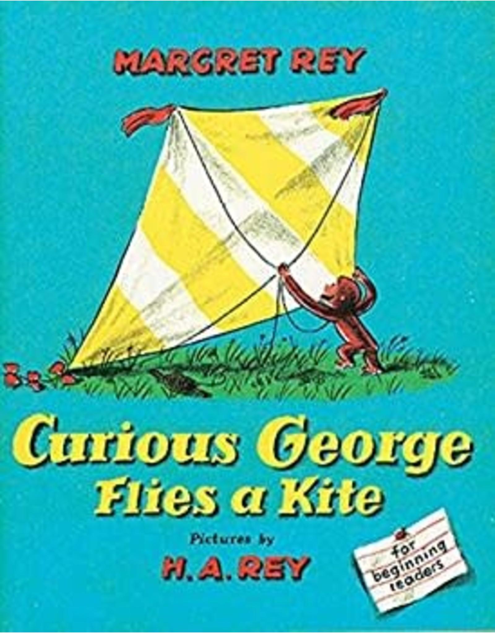 CURIOUS GEORGE FLIES A KITE PA