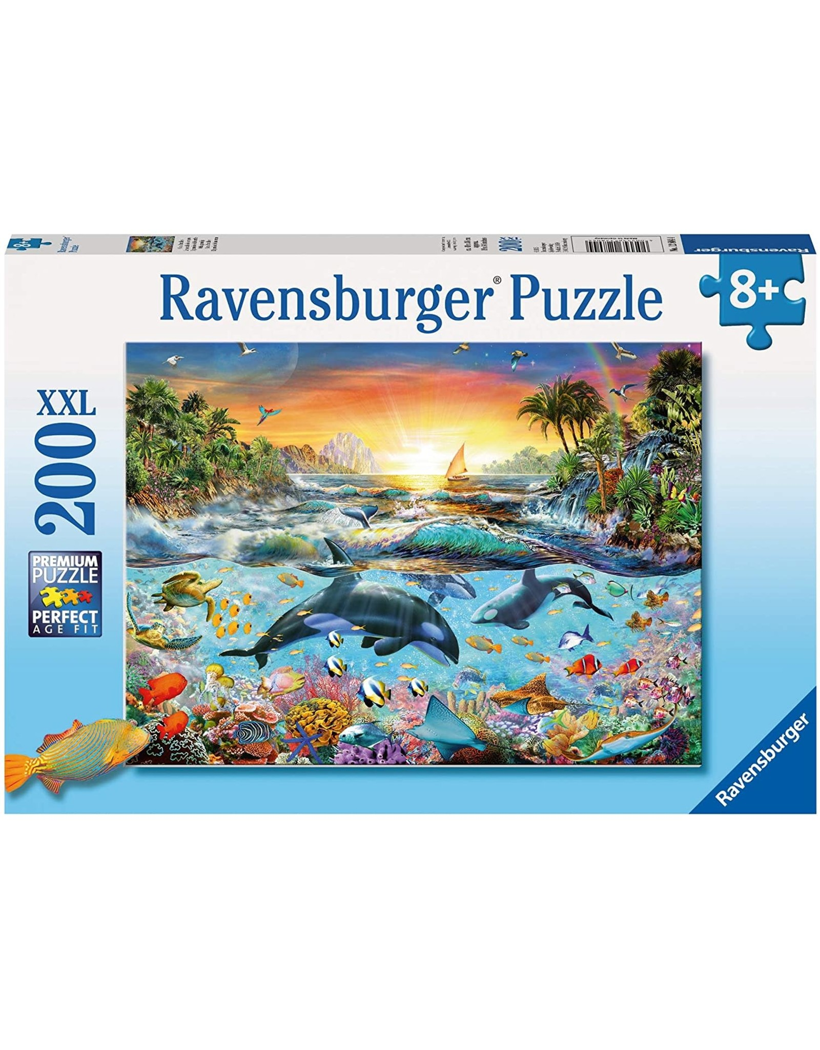 Ravensburger Orca Paradise (200 pc)