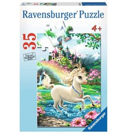 Ravensburger Unicorn Castle (35 pc)
