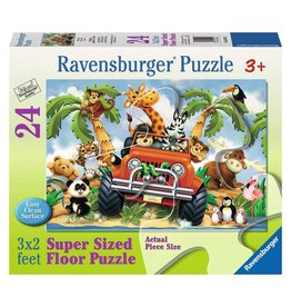 Ravensburger 4-Wheeling (24 pc)