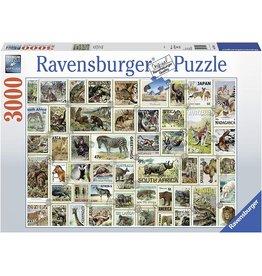Ravensburger Animal Stamps (3000 pc)