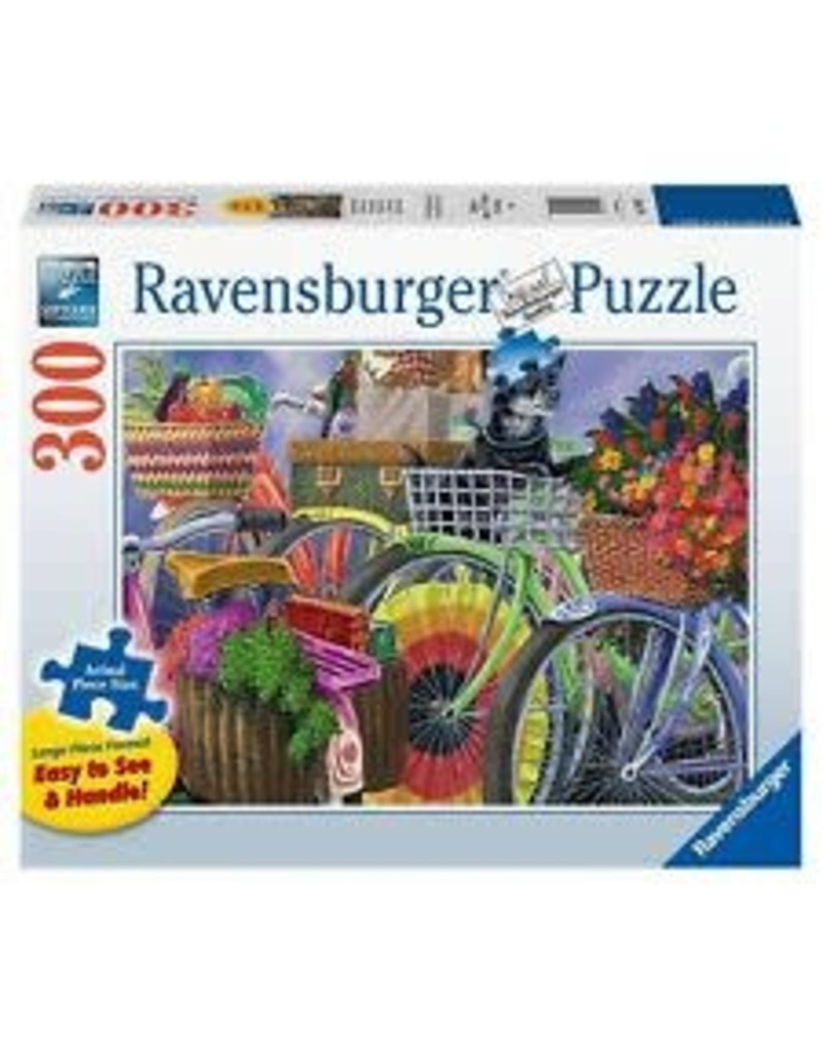 Ravensburger Bicycle Group (300 pc)