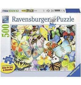 Ravensburger Butterflies (500 pc)