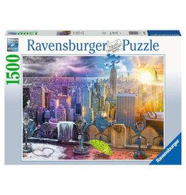Ravensburger Seasons of New York (1500 pc)