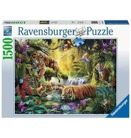 Ravensburger Tranquil Tigers 1500 (pc)