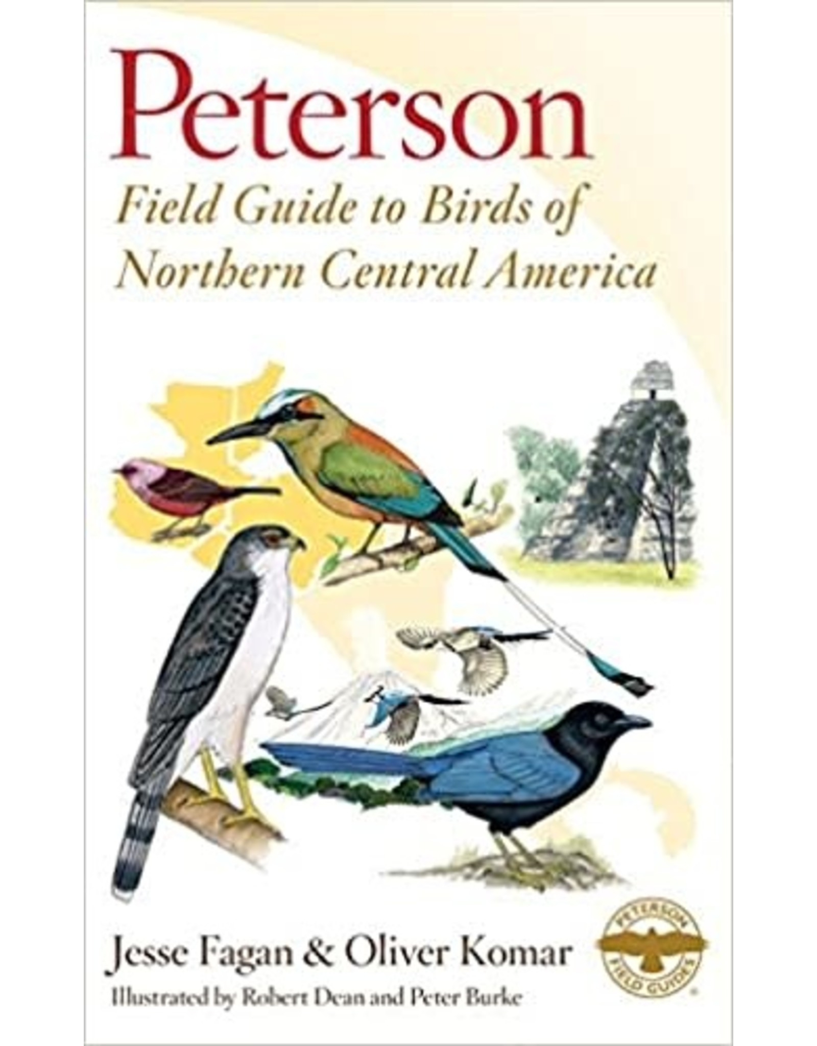 Peterson Guide to Birds of Northern Central America