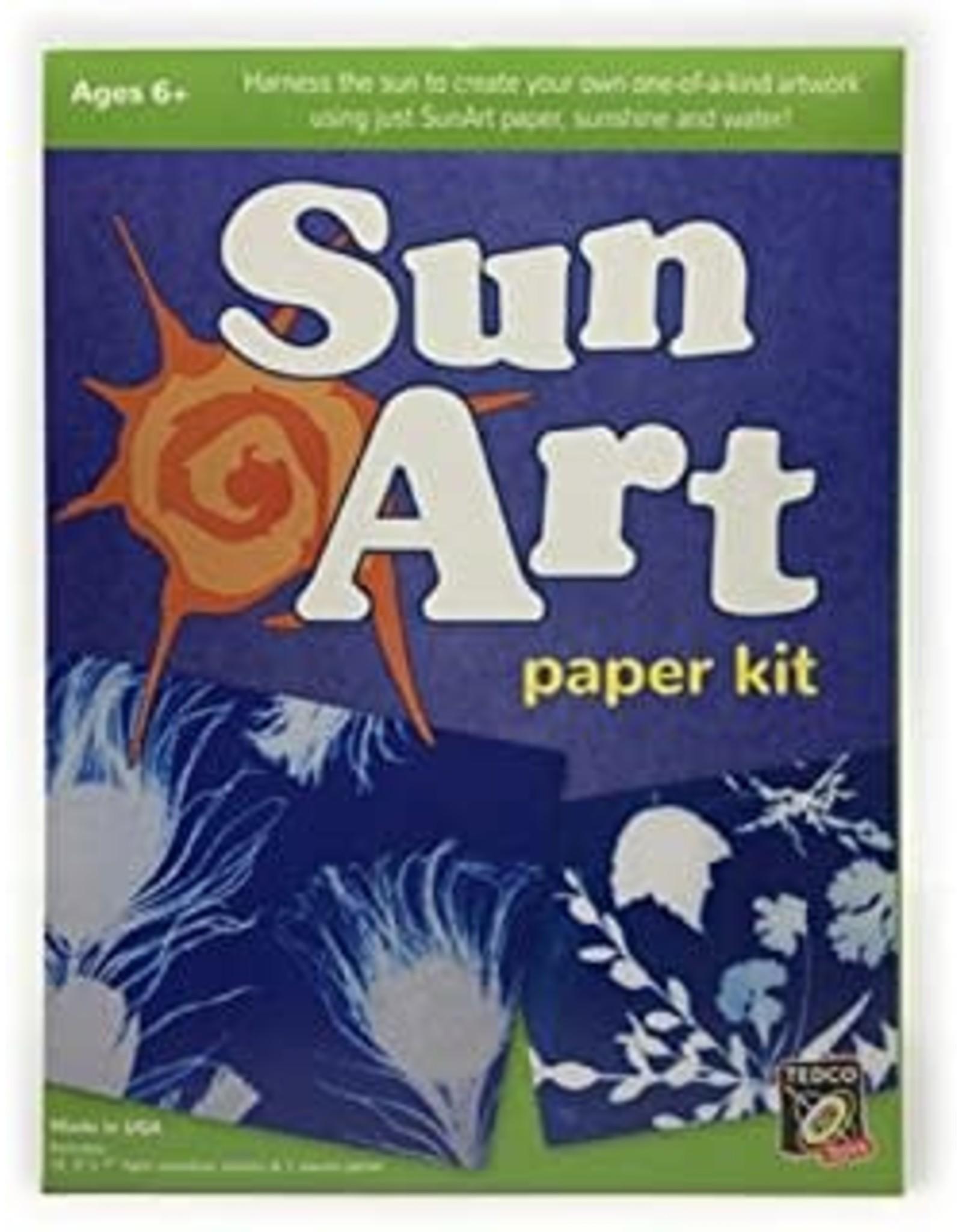 Tedco toys 88051 SunArt Paper Kit 5x7