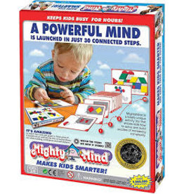 A Powerful Mind is Launched in Just 30 Connected Steps