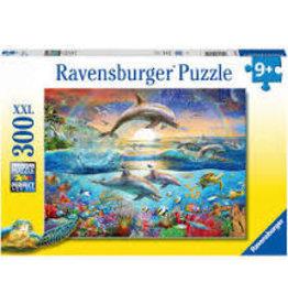 Ravensburger Dolphin Paradise 300 piece Puzzle