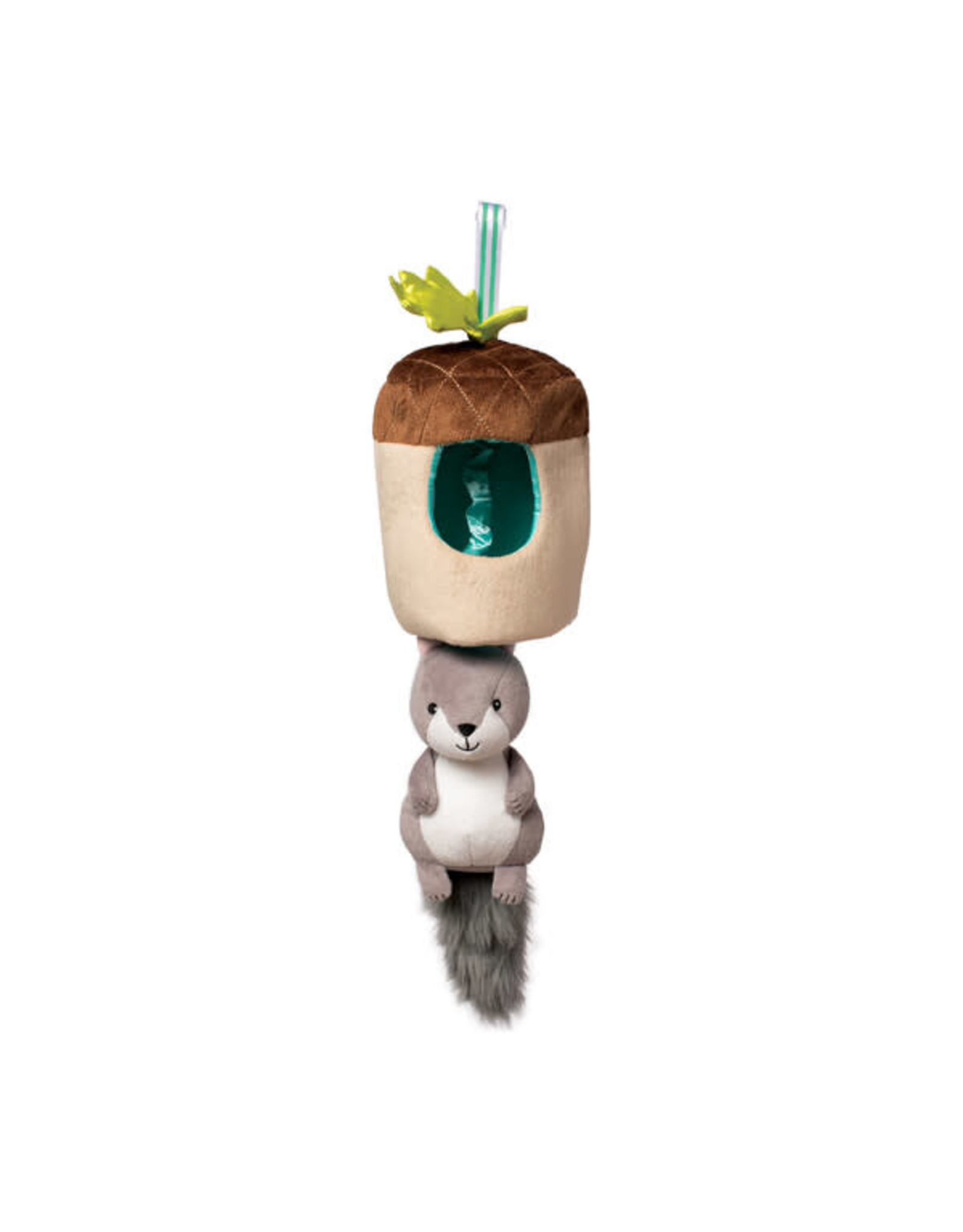 Manhattan Toy Lullaby Squirrel Musical Pull Toy