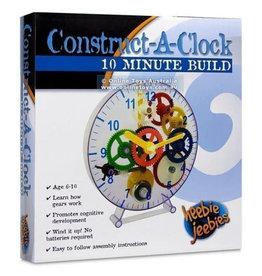 heebie jeebies Construct a Clock
