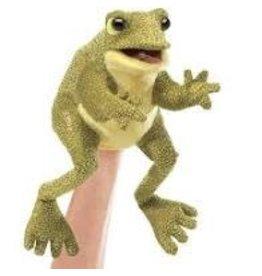Folkmanis Funny Frog