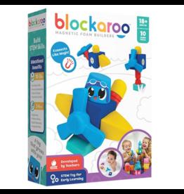Blockaroo Blockaroo Plane (10 Pieces)