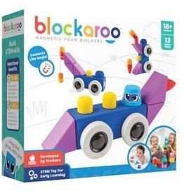 Blockaroo Blockaroo Roadster  (13 Pieces)