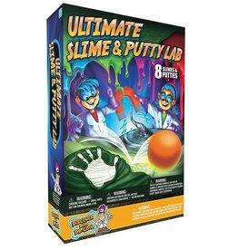 Discover with Dr Cool Ultimate Slime & Putty Lab