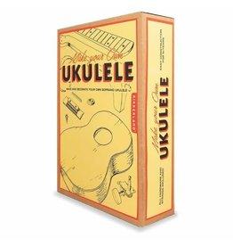 Kikkerland Make Your Own Ukulele