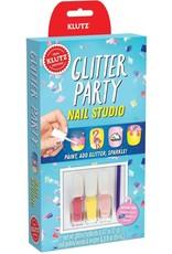Klutz Glitter Party Nail Studio
