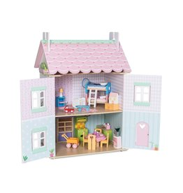 Le Toy Van Sweetheart Cottage w/Furniture