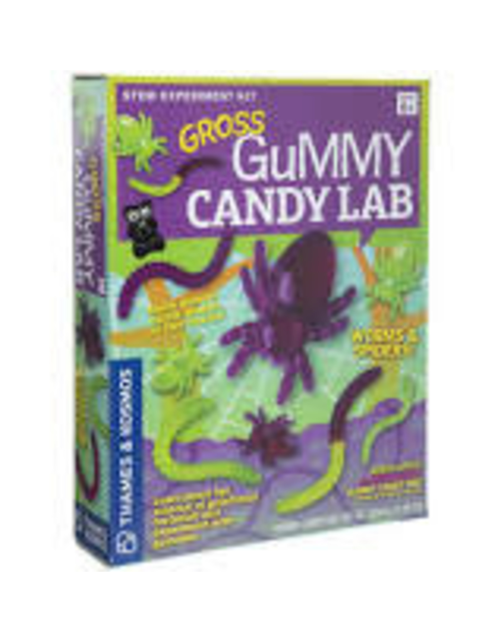 Thames & Kosmos Gross Gummy Candy Lab