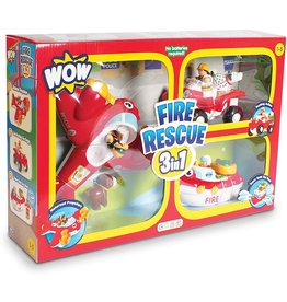 Wow Fire Rescue 3 in 1