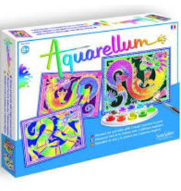 Aquarellum Aquarellum Dragons Large