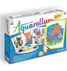 Aquarellum Aquarellum Cats