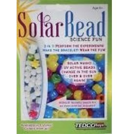 Tedco Solar Bead Actvity/Bracelet  Made in USA