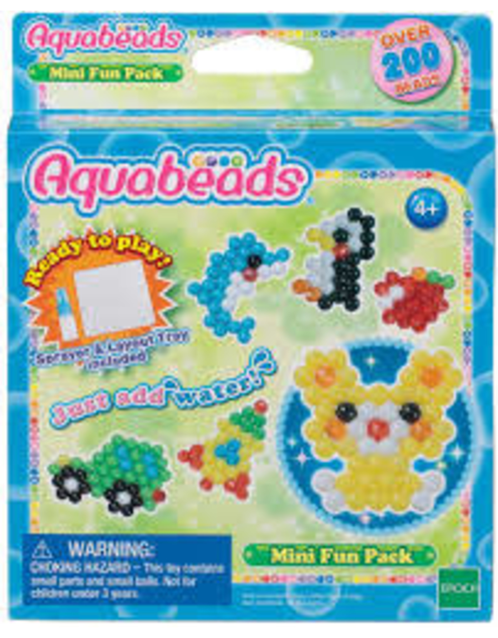 Aquabeads Bilingual Mini Fun Pack