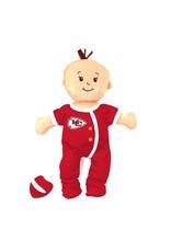 Masterpiece Kansas City Chiefs Wee Baby Fan Doll