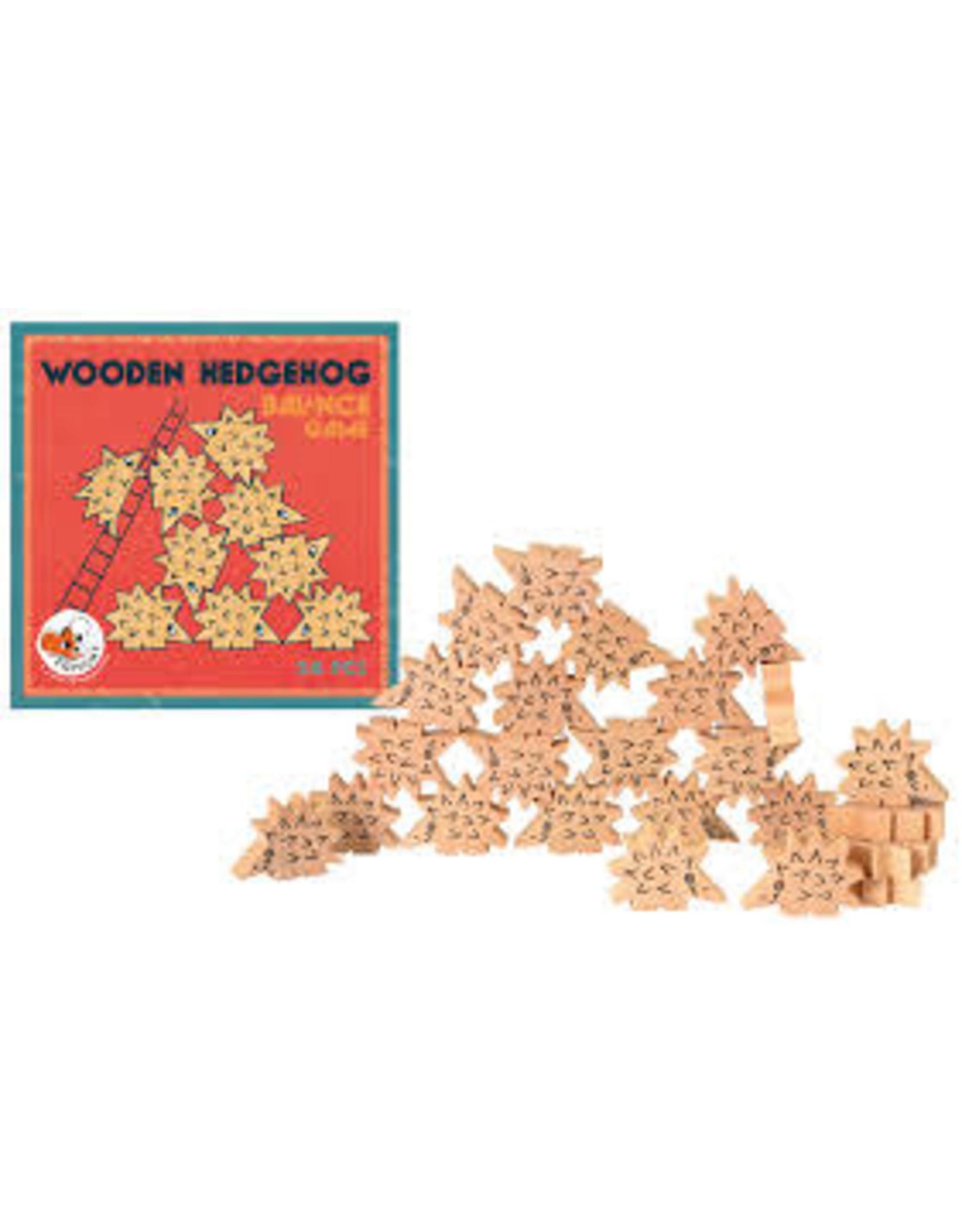 Egmont Wooden Hedgehog Balance Game