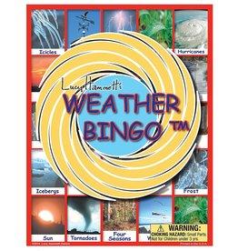 Lucy Hammett Weather Bingo