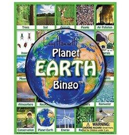 Lucy Hammett Earth Bingo
